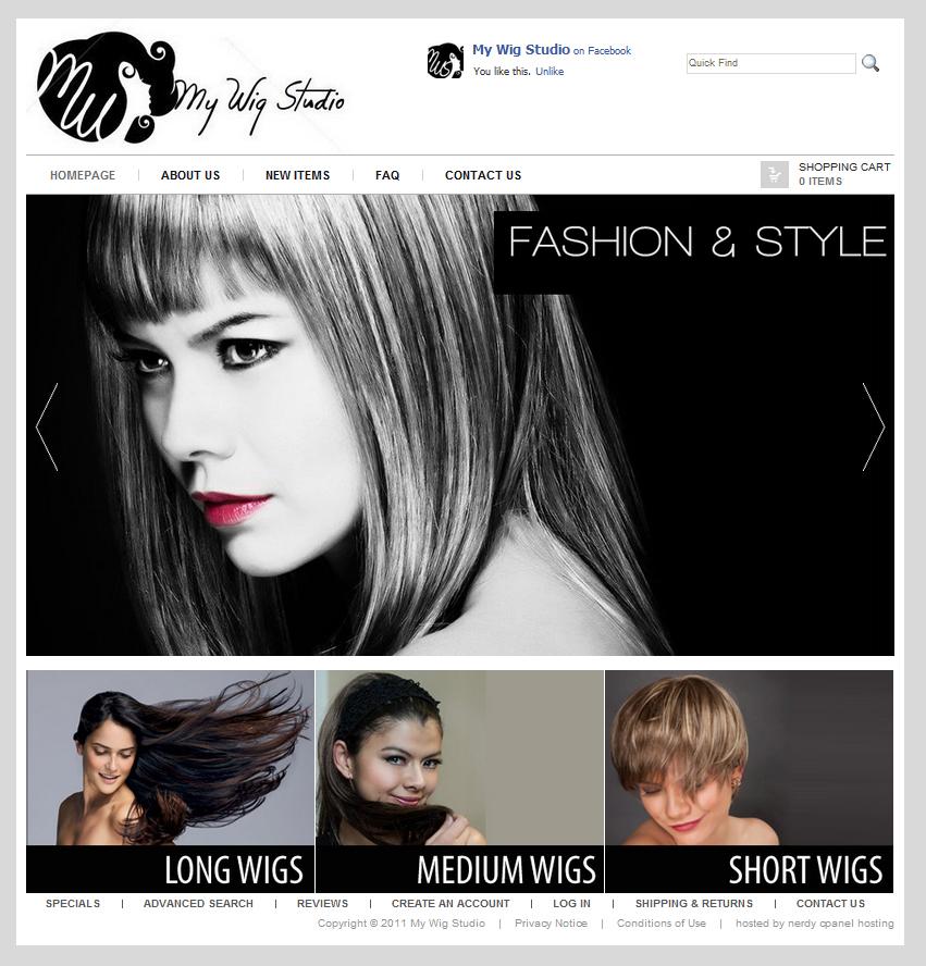 My Wig Studio